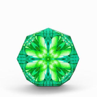 Find a Fractal Shamrock  Decorative Award