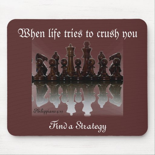 Find a Strategy Mousepad