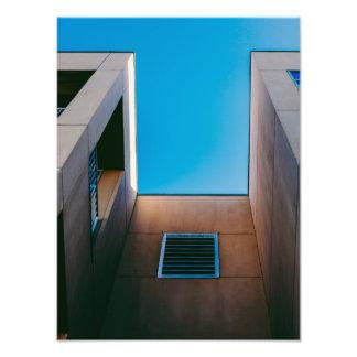 Find a window to escape photo print