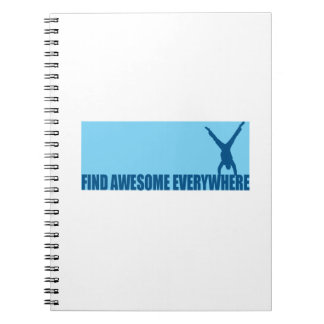 Find Awesome Everywhere Journal