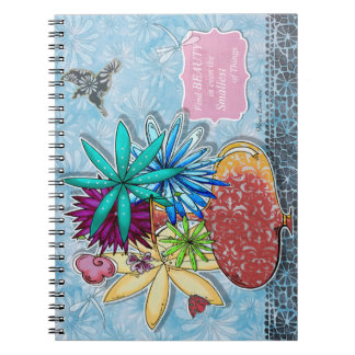 Find Beauty in Even the Smallest Things Notebook