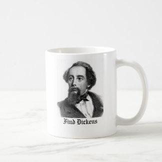 Find Charles Dickens Coffee Mug