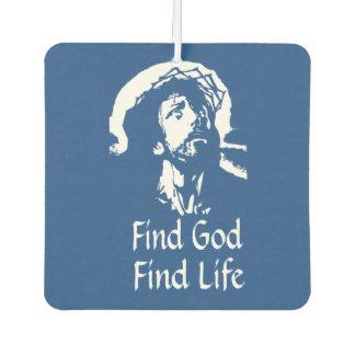 FIND GOD AIR FRESHENER