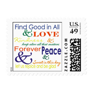 Find Good In All Postage