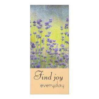 Find Joy Everyday Bookmark 4x9.25 Paper Invitation Card