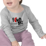 Find Me the Movie Logo Infant LS Shirt