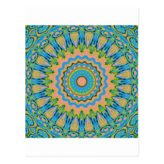 Find My Heart Barkcloth design Postcard