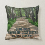 Find Our Way Pillows
