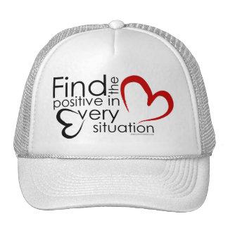 Find Positivity Trucker Hat