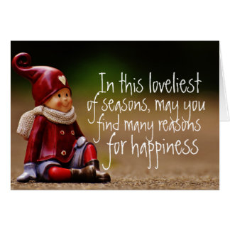 Find Reasons for Happiness Card