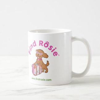 Find Rosie pink mug