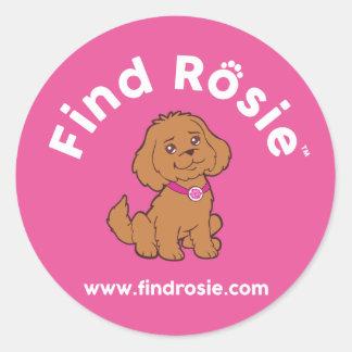 Find Rosie Stickers