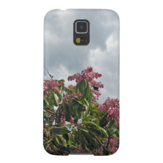 Find the Bee on the Pink Japanese Andromeda Case For Galaxy S5