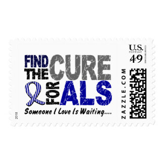 Find The Cure 1 ALS Postage