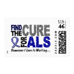 Find The Cure 1 ALS Postage Stamps