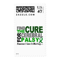 Find The Cure 1 CEREBRAL PALSY Postage