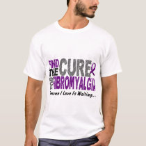Find The Cure 1 FIBROMYALGIA T-Shirts & Gifts