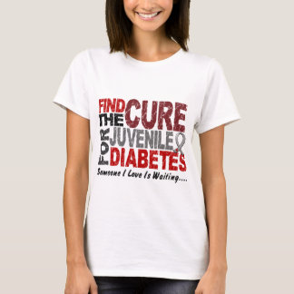 Find The Cure 1 JUVENILE DIABETES T-Shirts & Gifts