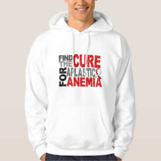 Find The Cure Aplastic Anemia Hoodie