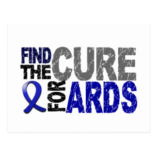Find The Cure ARDS Postcard