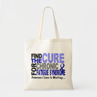 Find The Cure CFS Chronic Fatigue Syndrome Bags