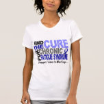 Find The Cure CFS Chronic Fatigue Syndrome Tshirt