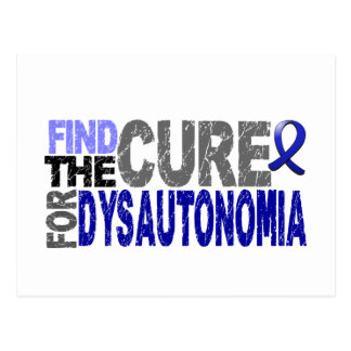 Find The Cure Dysautonomia Post Cards