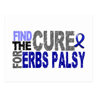 Find The Cure Erb's Palsy Postcard