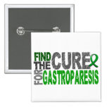 Find The Cure Gastroparesis Pinback Buttons