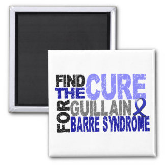 Find The Cure Guillain Barre Syndrome Magnet