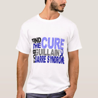 Find The Cure Guillain Barre Syndrome T-Shirt