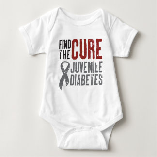 Find the Cure Juvenile Diabetes Baby Bodysuit