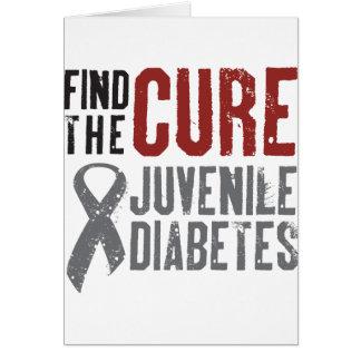 Find the Cure Juvenile Diabetes Card