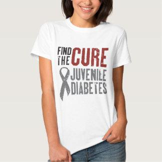 Find the Cure Juvenile Diabetes Shirt