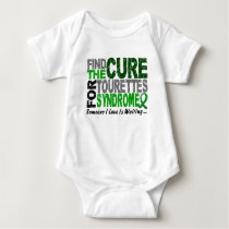 Find The Cure Tourette's Syndrome Baby Bodysuit