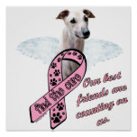 Find the Cure ~ Wings Print