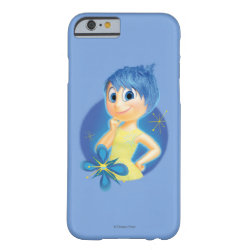 Case-Mate Barely There iPhone 6 Case with Inside Out's Joy design