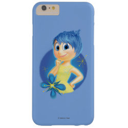 Case-Mate Barely There iPhone 6 Plus Case with Inside Out's Joy design