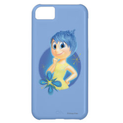 Case-Mate Barely There iPhone 5C Case with Inside Out's Joy design