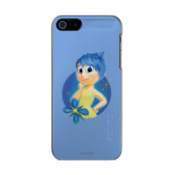 Incipio Feather Shine iPhone 5/5s Case with Inside Out's Joy design