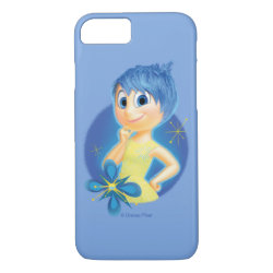 Case-Mate Barely There iPhone 7 Case with Inside Out's Joy design