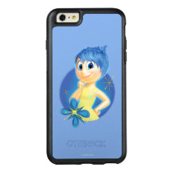 OtterBox Symmetry iPhone 6/6s Plus Case with Inside Out's Joy design