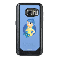 OtterBox Commuter Samsung Galaxy S7 Case with Inside Out's Joy design
