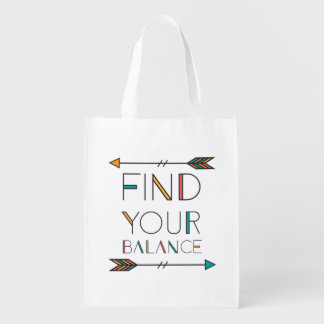 Find your balance little Tote