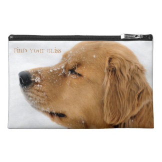 Find Your Bliss Golden Retriever Travel Accessory Bags