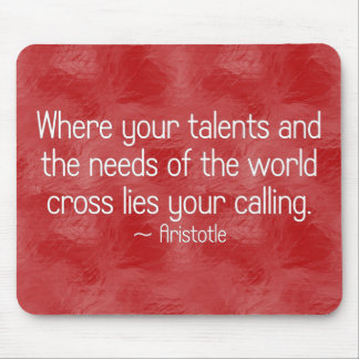 Find your calling (2) mouse pad