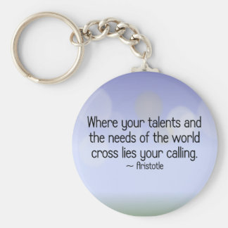 Find your calling keychain