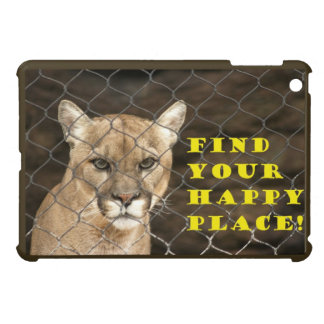 Find Your Happy Place! iPad Mini Cases