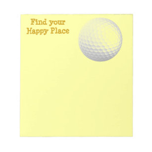 Happy Quotes Notepads Zazzle