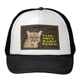 Find Your Happy Place! Trucker Hat